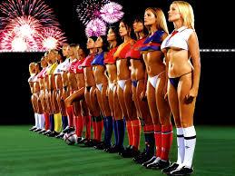Женский футбол в 1хбет